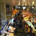 唐戸市場が最も賑わう年末3日間の豪快鮮魚販売