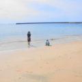 今年もビーチを独り占め!初秋の吉母海岸2018