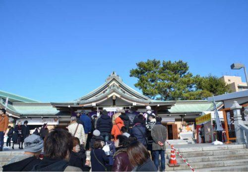 下関初詣といえば亀山八幡宮と赤間神宮~今年も行ってきました~ 公開しました