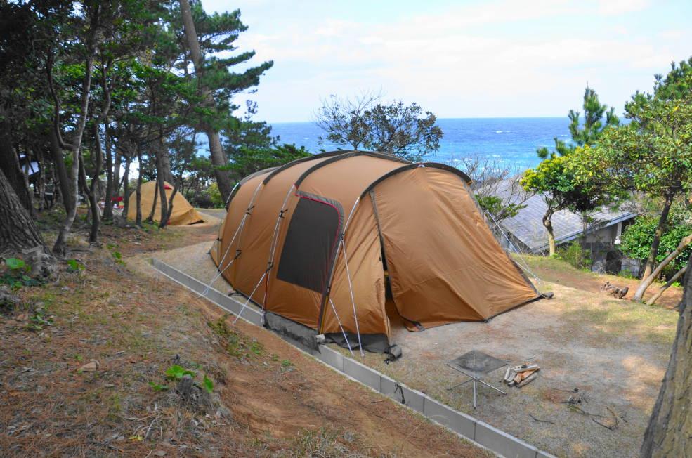 キャンプサイト 呼び方
