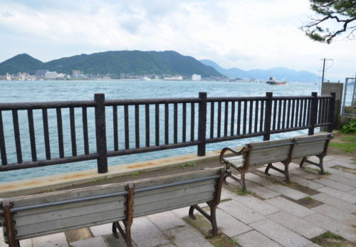 関門海峡花火大会~メイン会場からちょっと外れた穴場スポットをご紹介~公開しました